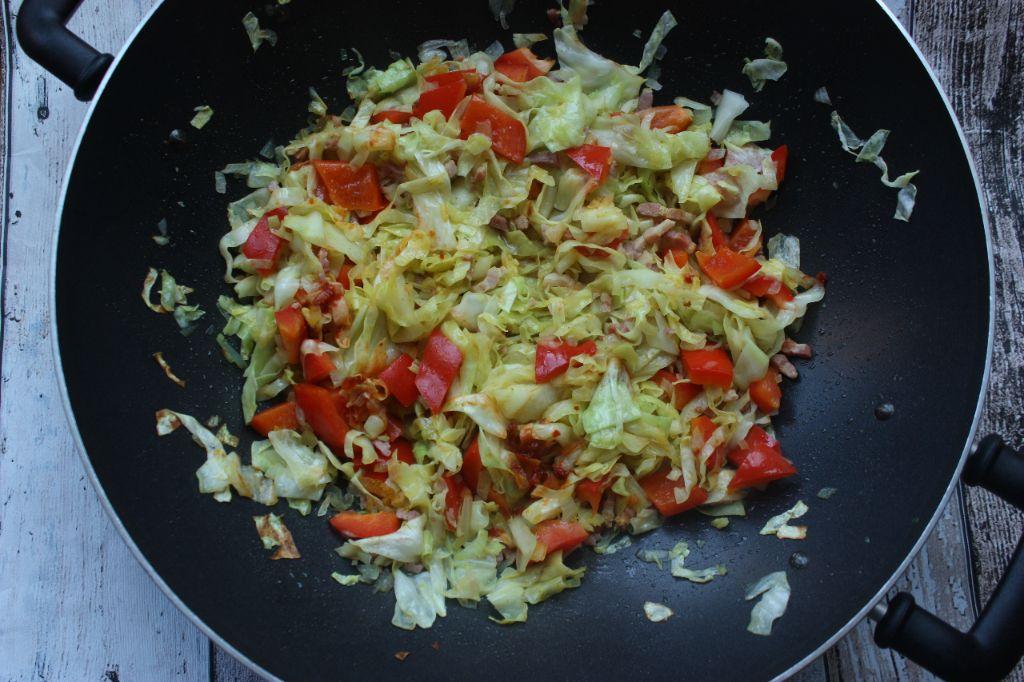 spitskool uit de wok | mariëlle kookt
