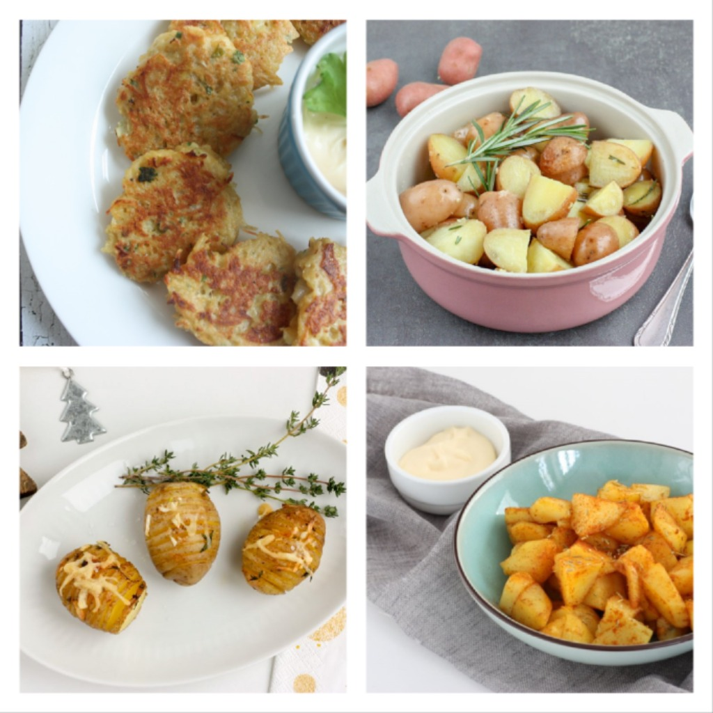 Aardappelen als bijgerecht